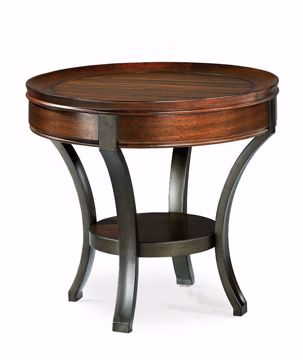 Picture of Sunset Valley Round End Table