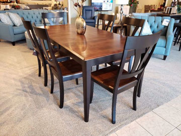 Picture of Bermex Custom Table and 6 Chairs