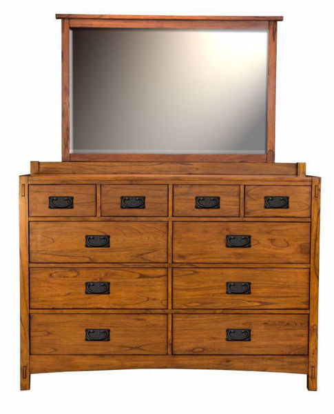 Mission Hill Dresser By Colorado Casual