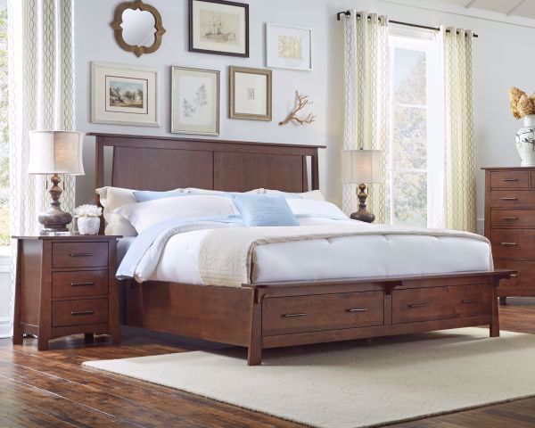 Picture of Sodo Queen Storage Bed