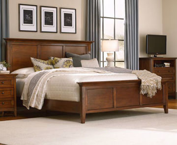 Picture of Westlake Queen Panel Bed
