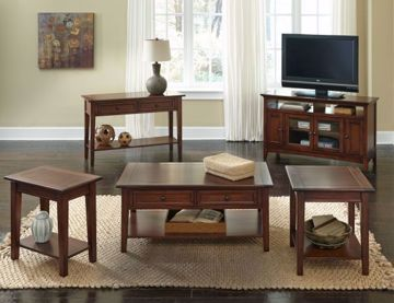 Picture of Westlake End Table With Shelf