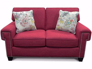 Picture of Yonts Loveseat with Nails