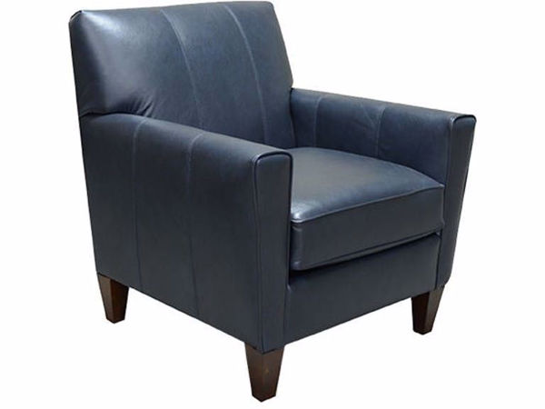 Picture of Collegedale Leather Chair