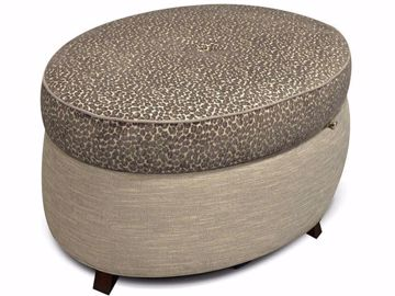 Picture of Olivia Storage Ottoman