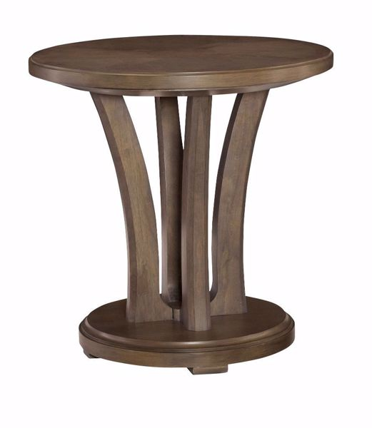 Picture of Park Studio Round Lamp Table