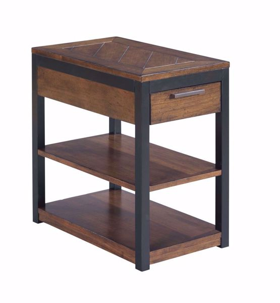 Picture of Franklin Charging Chairside Table