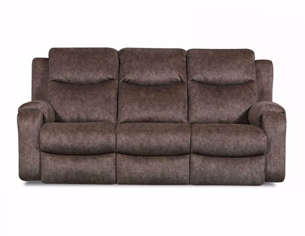 Picture of Marvel Double Reclining Console Sofa